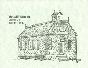 Historic schoolhouses | Westcliff School, Custer County, Colorado